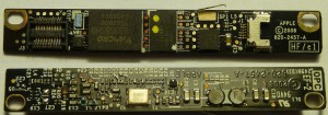 Macbook Air camera mainboard, unknown source model