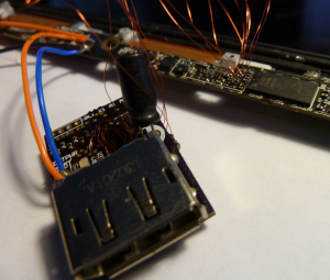 This was absolutely no fun to solder.